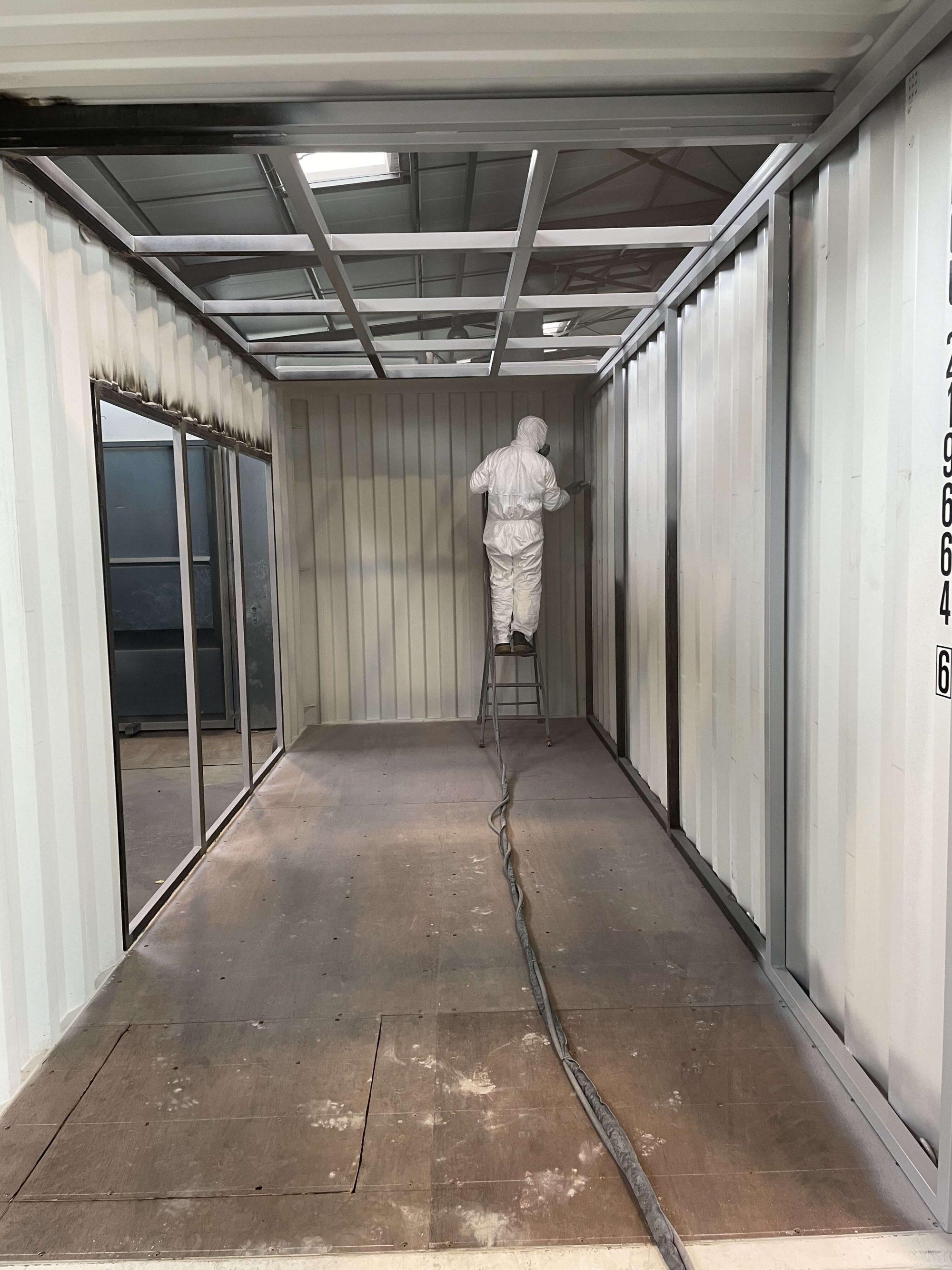 container-amenage