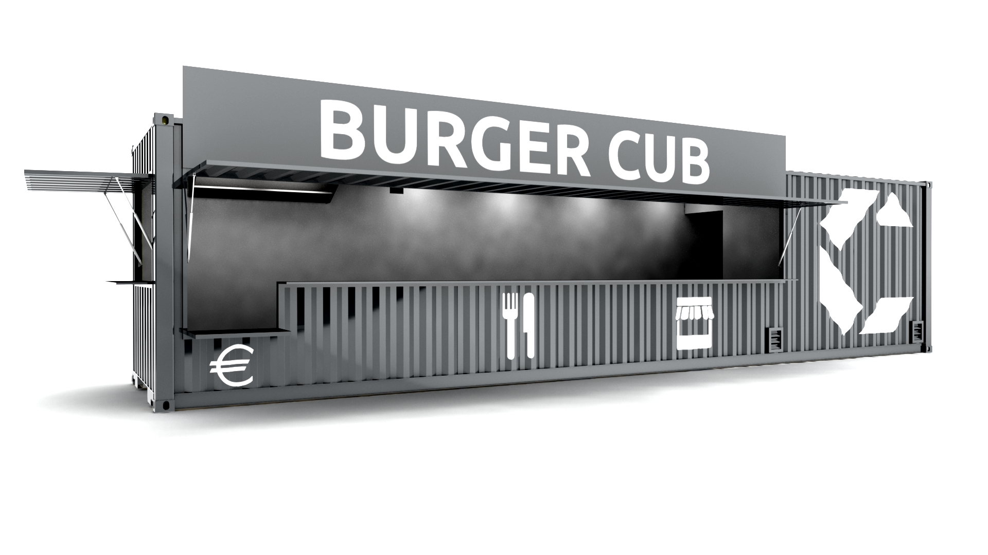 container-stand-restaurant