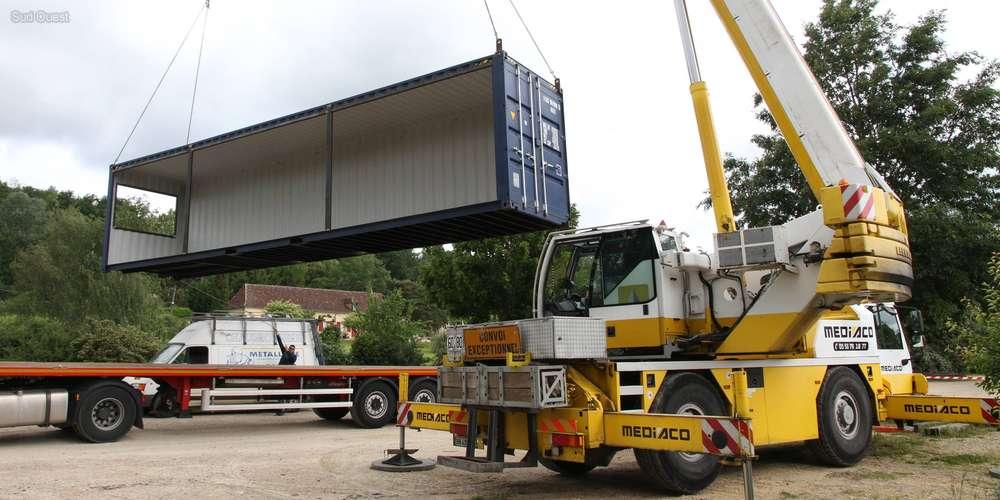 Grue-container