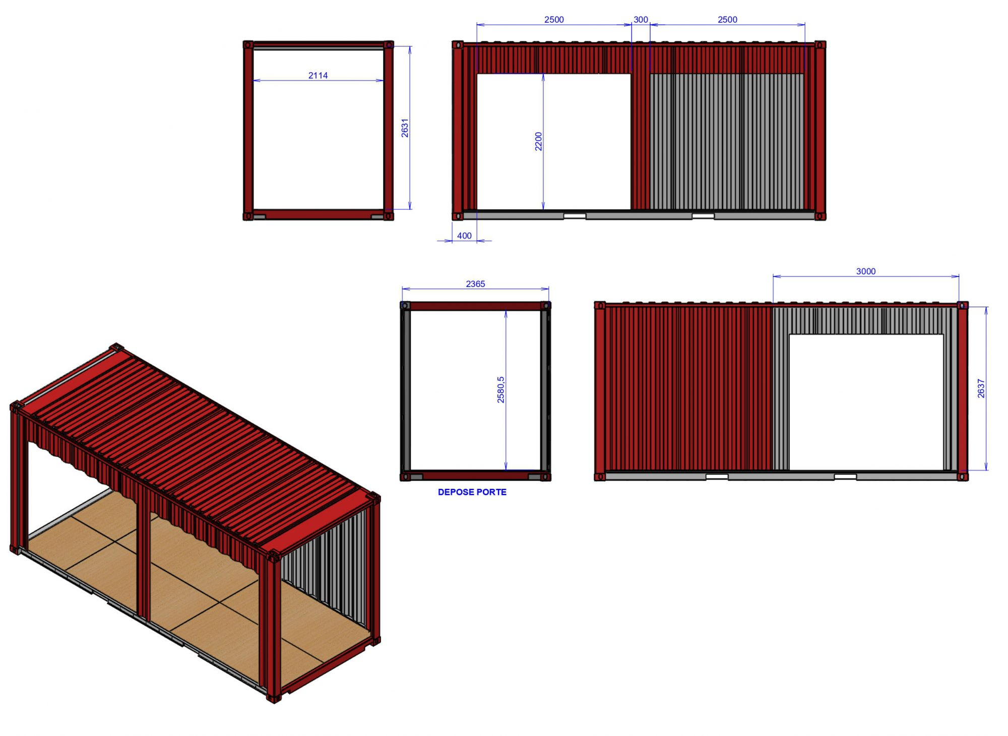 plan-3D-container